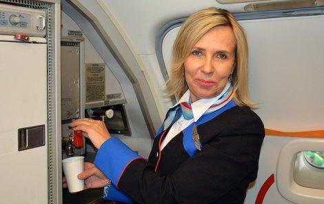 Letuška Ilona Bauerová