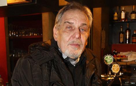 Wabi Daněk (†70)