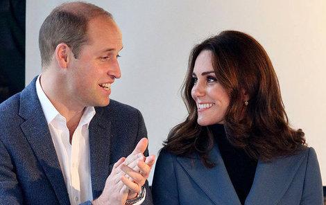 Kate a William budou mít podle astroložky holčičku.