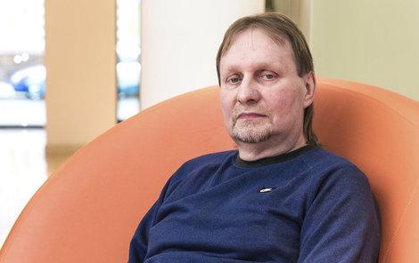 Honza (54) z Jirkova nemá tušení, kdy a kde se žloutenkou typu C mohl nakazit.
