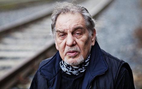 Wabi Daněk (†70) zemřel 16. listopadu na rakovinu močového měchýře.