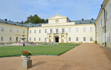 Kníže Metternich byl milovníkem umění. Na zámku Kynžvart otevřel vůbec první veřejné muzeum.