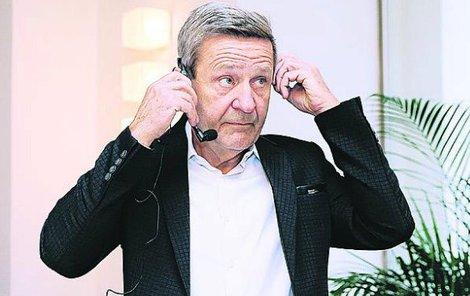 Jaroslav Těšínský šéfuje anketě už 22 let.