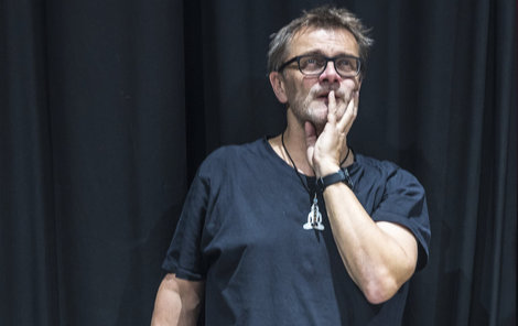 Roman Štolpa se realizuje i jako režisér.