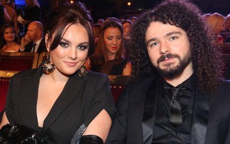 Ewa Farna s manželem Martinem