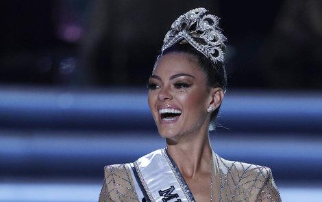 Vítězka Miss Universe