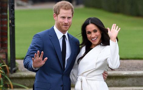 Až se Meghan provdá, může podle deníku Daily Mail získat titul princezna nebo vévodkyně ze Sussexu.