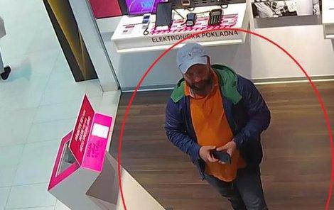 Ukradl drahý mobil...