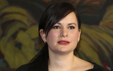 Jitka Čvančarová se co nevidět stane už dvojnásobnou maminkou.