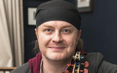 Houslista Pavel Šporcl