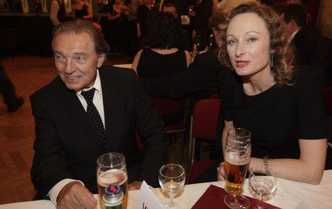 Karel a Alice se seznámili v roce 1983.