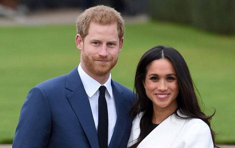 Princ Harry se svou snoubenkou