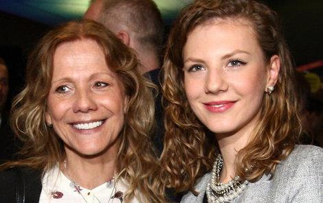 Lenka Filipová s dcerou Lenny