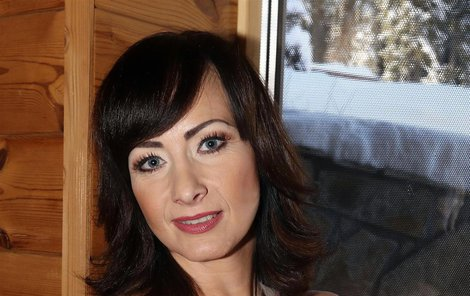 Daniela Šinkorová míří do taneční soutěže.
