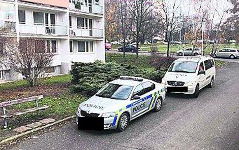 Umrzlého muže našli včera ráno kolemjdoucí na sídlišti v pražských Bohnicích.