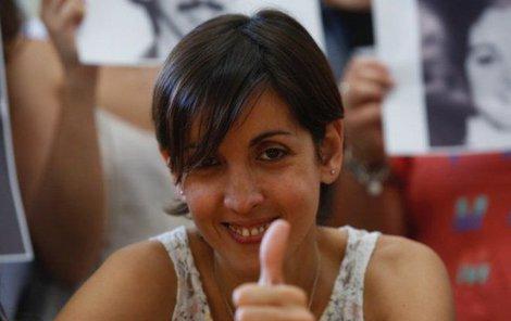 Argentinku Adrianu Garnier (40) unesli ihned po porodu