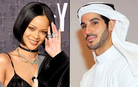 Přítel Rihanny je rozvedený saúdský miliardář Hassan Jameel.