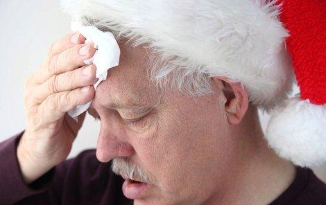 Vánoce dokážou být pořádně stresující.