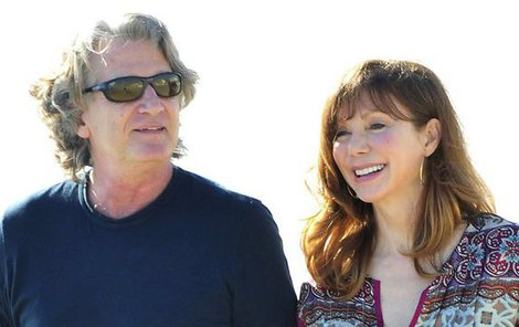 Victoria a Rick tvoří harmonický pár.