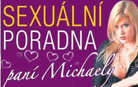 Paní Michaela poradí každému!