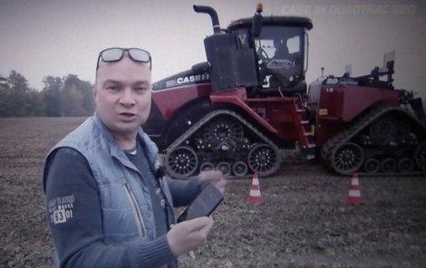 Moderátor Autosalonu Martin Smolík