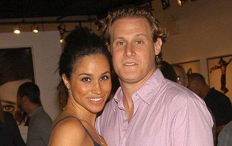 Meghan Markle a její první manžel, filmový producent Trevor Engelson