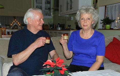 Hanka (72) a Sten (78) Broströmovi