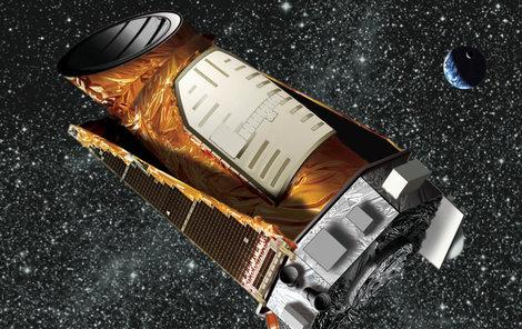 Vesmírný teleskop Kepler už objevil 2341 planet, vhodných pro život může být 30.