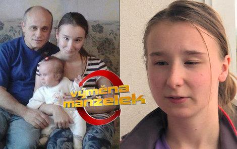17letá matka z Výměny manželek: Strach o druhé dítě a pravidelné návštěvy sociálky!