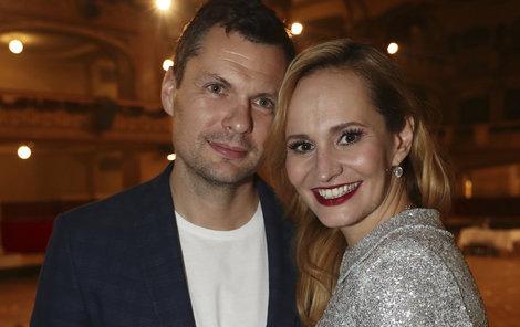 Absolonvá a Tomáš Horna se těší na dalšího potomka.