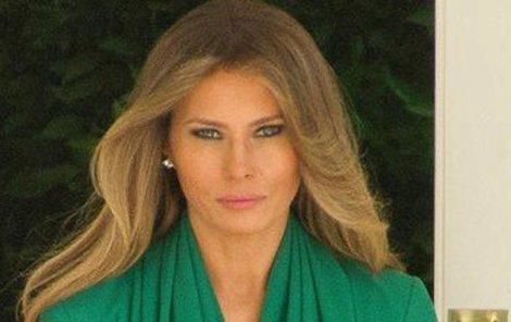 Melania Trump se odstěhovala z Bílého domu.