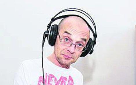 Tomáš Trapl, muzikant a hráč.