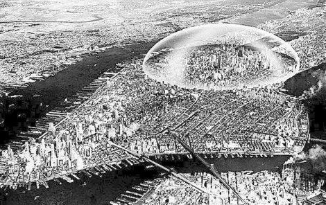 Střecha nad Manhattanem