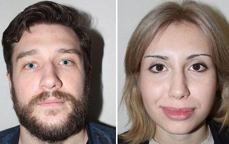 Rok a půl nezvěstní manželé.