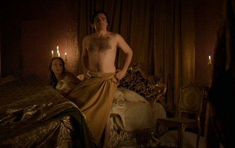Příhoda o tom, že pod Marií Terezií a Františkem Štěpánem praskla postel je mezi historiky známá.