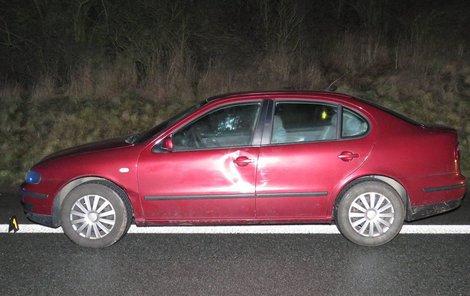 Kluk (6) vběhl pod kola auta!