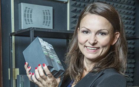 Melíšková v seriálu září, i když bojovala se scénářem.