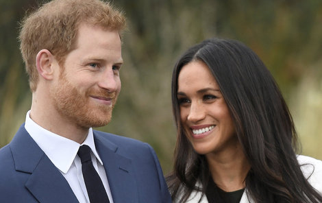 Harry a Meghan.