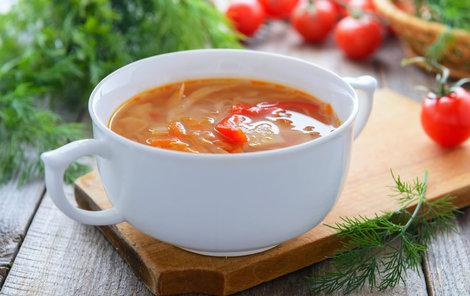 Tukožroutské polévky co hrdlo ráčí!