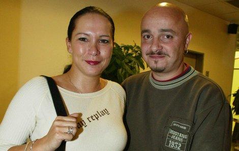 Zdeněk Izer s manželkou