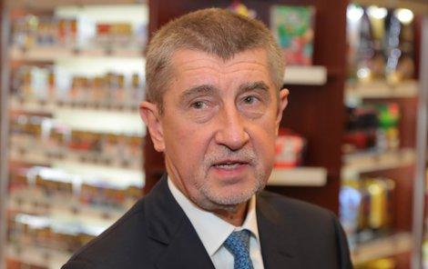 Andrej Babiše.