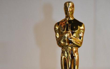 Oscarová soška.