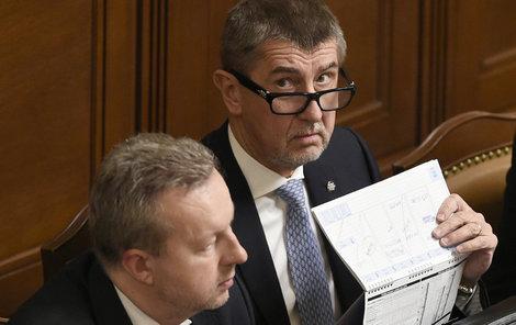 Vláda premiéra Andreje Babiše (63, ANO) si včera schválila demisi poté, co nedostala důvěru od Sněmovny.