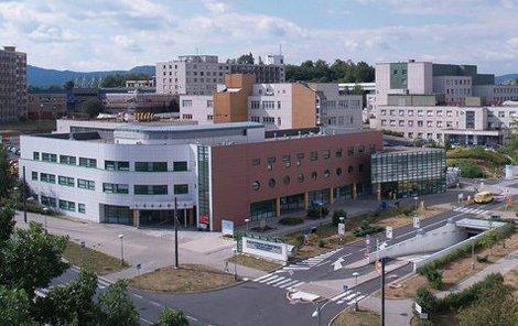 Masarykova nemocnice