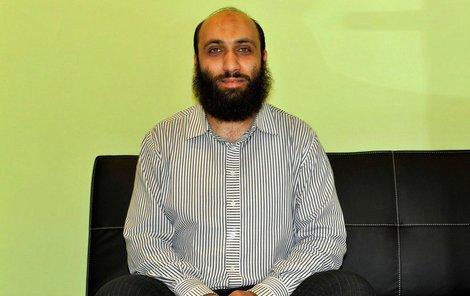 Bývalého imáma Sámera Shehadeha policie obvinila z terorismu.