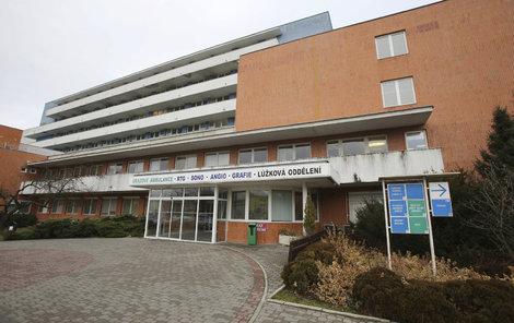 Obě dívky skončily ve zlínské nemocnici