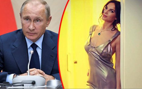 Za rozpadem manželství dcery Vladimira Putina může tato kráska.