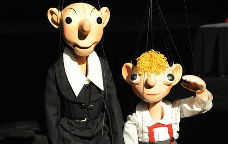 Šéfka divadla Denisa Kirschnerová si myslí, že vitrínku zloděj zpeněží.