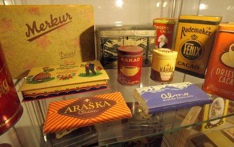Tábor muzeum čokolády