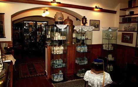 Praha muzeum kávy